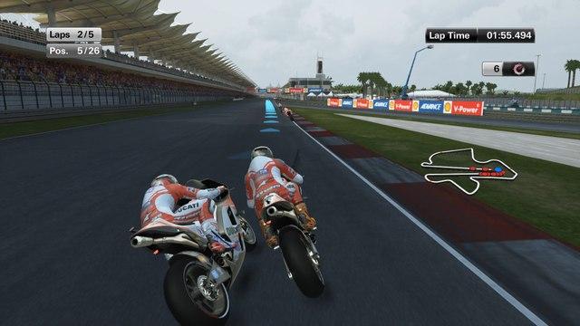 MotoGP 15 - MotoGP Season Ducati - Round 17 - Sepang, Malaysia