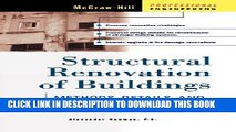 [PDF] Structural Renovation of Buildings: Methods, Details,   Design Examples Popular Online