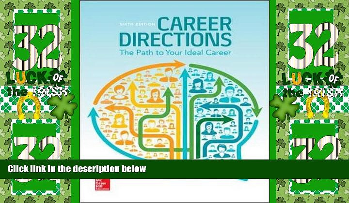 Big Deals  Career Directions: New Paths to Your Ideal Career  Free Full Read Most Wanted