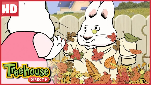 Jump in Some Leaves with Max & Ruby   Fall Season Clip!