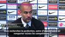 Le bug incompréhensible de Pep Guardiola en conférence de presse