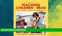 Big Deals  The Essentials of Teaching Children to Read: The Teacher Makes the Difference (3rd