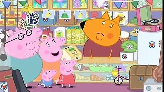 Peppa Pig English Episodes Season 4 Episode 6 Mr Foxs Shop Full Episodes 2016