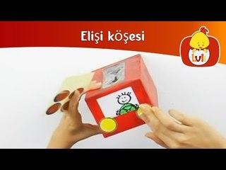 Elişi köşesi - Otobüs ve kurbağalar, Luli TV