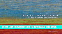 New Book Hollywood: A Very Short Introduction (Very Short Introductions)