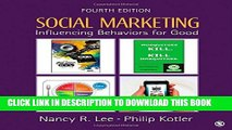 [PDF] Social Marketing: Influencing Behaviors for Good Full Colection