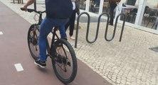 Comment supprimer une roue de vélo avec Photoshop