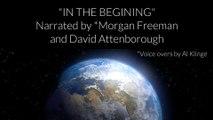 God and David- A funny video Featuring Morgan Freeman and David Attenborough impersonators.
