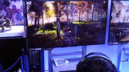 Horizon Zero Dawn - 26 minutes of Gameplay from Tokyo Game Show de Horizon Zero Dawn