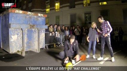 """L'équipe relève le défi du """"Hat Challenge"""" - C'Cauet sur NRJ"""