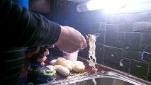 Comment éplucher rapidement des patates ?