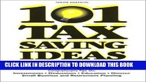 [PDF] 101 Tax Saving Ideas, Sixth Edition Full Colection