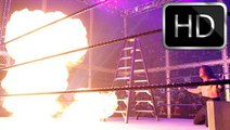 WWE Summerslam 2008 The Undertaker vs EDGE Hell in a Cell Match 720p HD