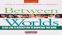 [PDF] Between Worlds, Third Edition: Access to Second Language Acquisition Popular Online