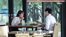 Lee Jong Suk & Han Hyo Joo - Cảnh đi ăn - Ep.12