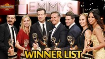 Emmys' 2016 Winners List | Emmy Award 2016 | Hollywood Asia