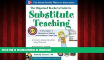 FAVORIT BOOK The Organized Teacher s Guide to Substitute Teaching READ EBOOK