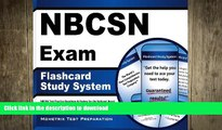 READ  NBCSN Exam Flashcard Study System: NBCSN Test Practice Questions   Review for the National