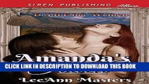 [PDF] Amanda s Touch [D.A.R.E.Ing Women] (Siren Publishing Allure) Popular Colection