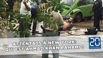 Attentats à New York: Ce que l'on sait sur le suspect, Ahmad Khan Rahami