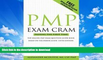 FAVORITE BOOK  PMP Exam Cram: Pass on the First Time Project Management Professional Exam  BOOK