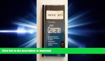 FAVORIT BOOK Holt McDougal Larson Geometry: Common Core Teacher s One Stop Planner DVD Geometry