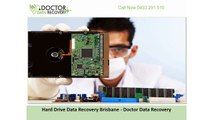 Hard Drive Data Recovery Brisbane - Doctor Data Recovery