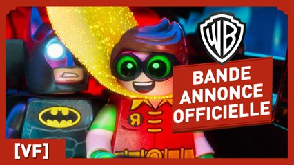 LEGO BATMAN, LE FILM - Bande Annonce Officielle 3 (VF)