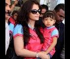 Aishwaria Rai daughter Aaradhya Bachchan photos   Amitab Bachan Grand daughter aradhya Bachchan