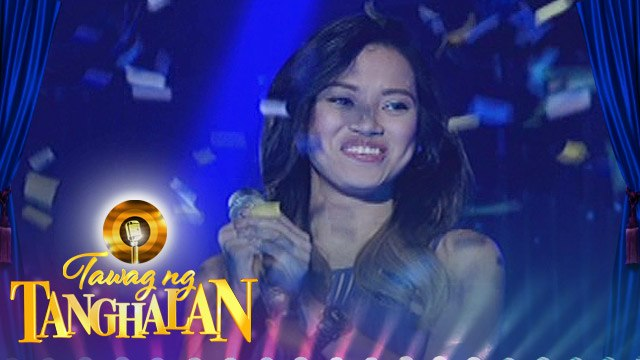 Tawag ng Tanghalan: Eumee Capile continues her victory!