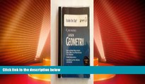 Big Deals  Holt McDougal Larson Geometry: Common Core Teacher s One Stop Planner DVD Geometry