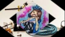 Artist Minds Airbrushing - (586) 200-0029