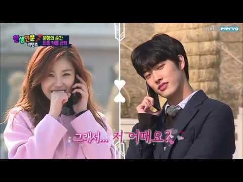 "(episode-3)  ""Love square"" Three boys loves Hyosung!!!"