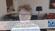 La grand-mère blogueuse fête l'anniversaire de son blog de jeux vidéo