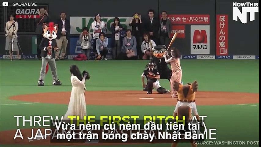 Nhật Bản tổ chức trận đấu bóng theo phong cách phim kinh dị kì lạ chưa từng có | Godialy.com