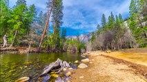 Timelapse en 4K de paysages extraordinaires : forêts, deserts, étoiles... Running the Seasons