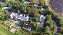 L'une des bases de la Scientologie survolée en Drone aux Etats Unis