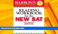 Must Have PDF  Barron s Reading Workbook for the NEW SAT (Critical Reading Workbook for the Sat)