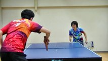 Ping Pong Is Never The Same! This Player Takes Ping Pong Trick Shots To The Next Level