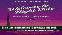 [PDF] Welcome to Night Vale: A Novel Full Colection