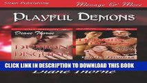 [PDF] Playful Demons [Demon in Disguise: Demons in Disguise] (Siren Publishing Menage and More)