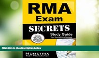 Big Deals  RMA Exam Secrets Study Guide: RMA Test Review for the Registered Medical Assistant