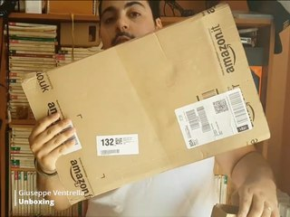Unboxing #1 - Cosa mai sarà?