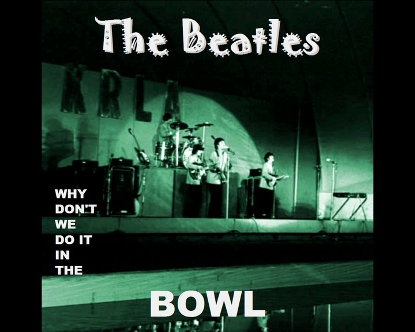 Beatles -bootleg Hollywood Bowl 08-23-1964