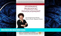 Choose Book Hispanic Parental Involvement: Ten Competencies Schools Need to Teach Hispanic Parents