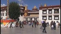 China esgrime el progreso económico del Tíbet, incitado por el turismo