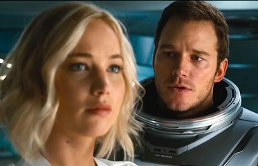 Passengers With Jennifer Lawrence   Full Movies