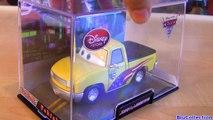 Surfs Up John Lassetire Cars 2 Diecast Red Pick-up Truck Surfing John Lasseter Disney Pixar