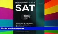 Big Deals  SAT Reading Comprehension Workbook: Advanced Practice Series (Volume 1)  Free Full Read
