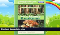 Big Deals  SCIENCE EXPLORER FROM BACTERIA TO PLANTS GUIDED READING AND STUDY       WORKBOOK 2005C